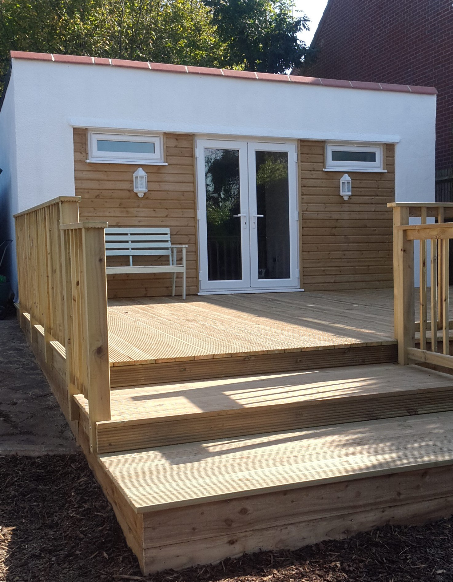 Garage Conversions And Landscaping In Redditch
